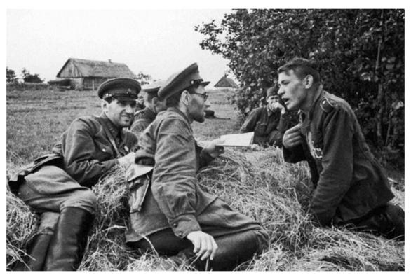 военные переводчики, 9 мая, 21 мая