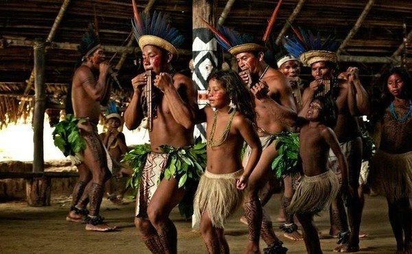 туюка, самые необычные языки мира