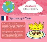 8 пирогов со всего света