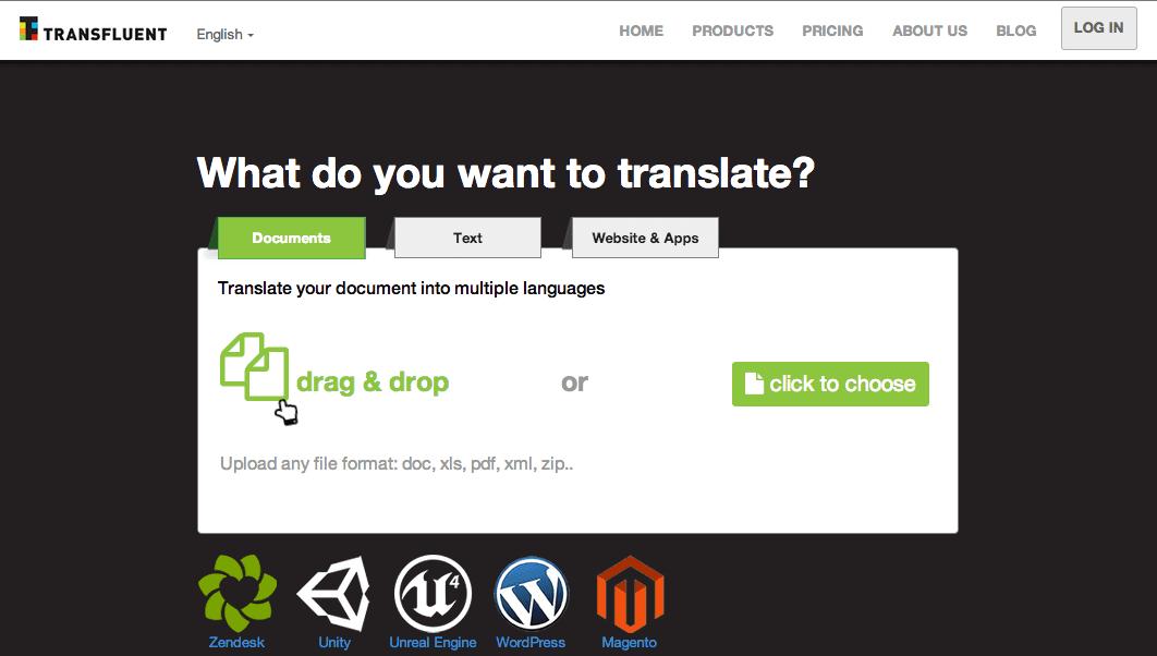 Transfluent.com