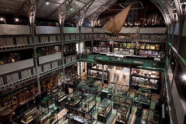 © Jorge Royan. Pitt Rivers Museum