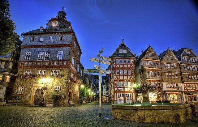 Жить и работать в Германии