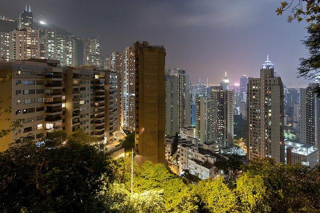 Жить и работать в Гонконге
