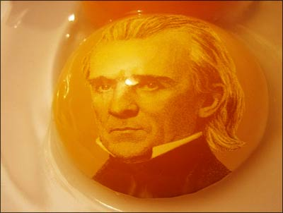James K. Polk — Джеймс К. Полк