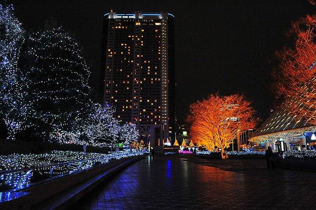 Жить и работать в Японии