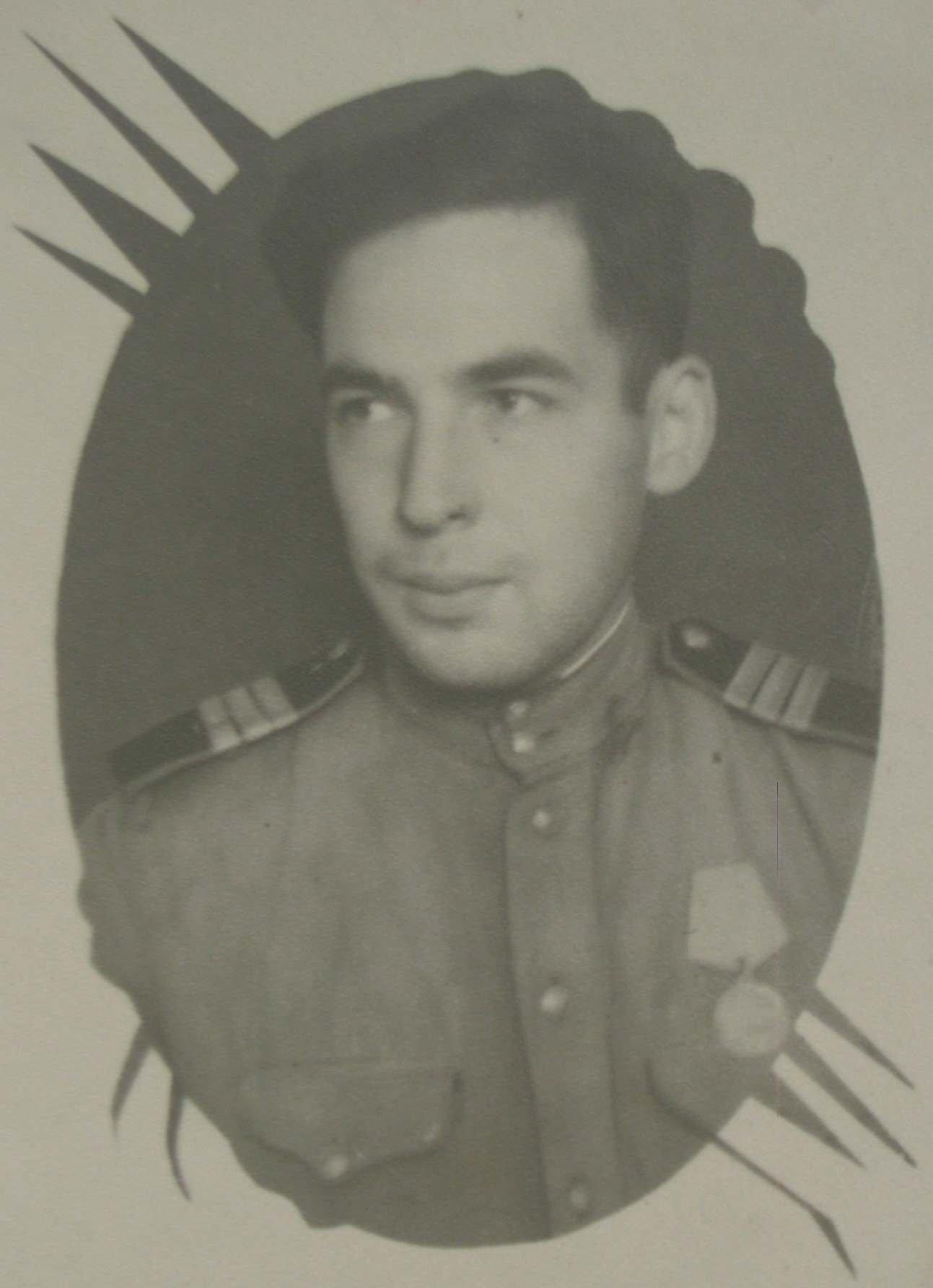 военный переводчик Илья Семёнович Кремер