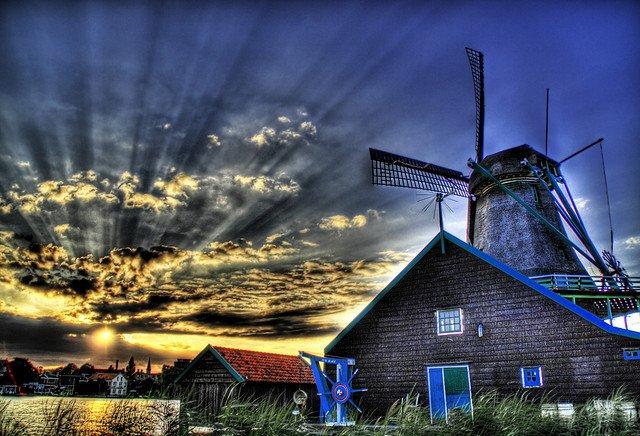 Жить и работать в Нидерландах