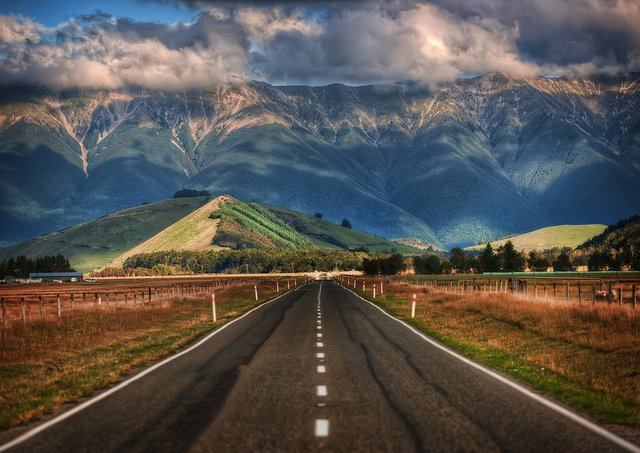 Жить и работать в Новой Зеландии