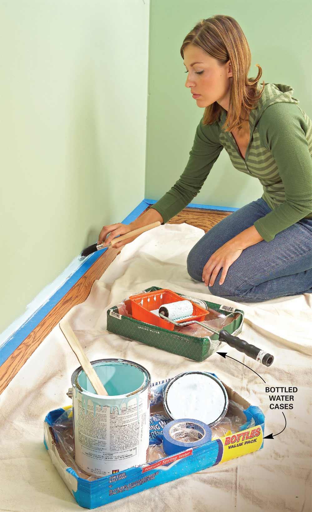Перевод сделан в Бюро переводов iTrex, Москва: 14 подсказок, как покрасить комнату быстро и без бардака