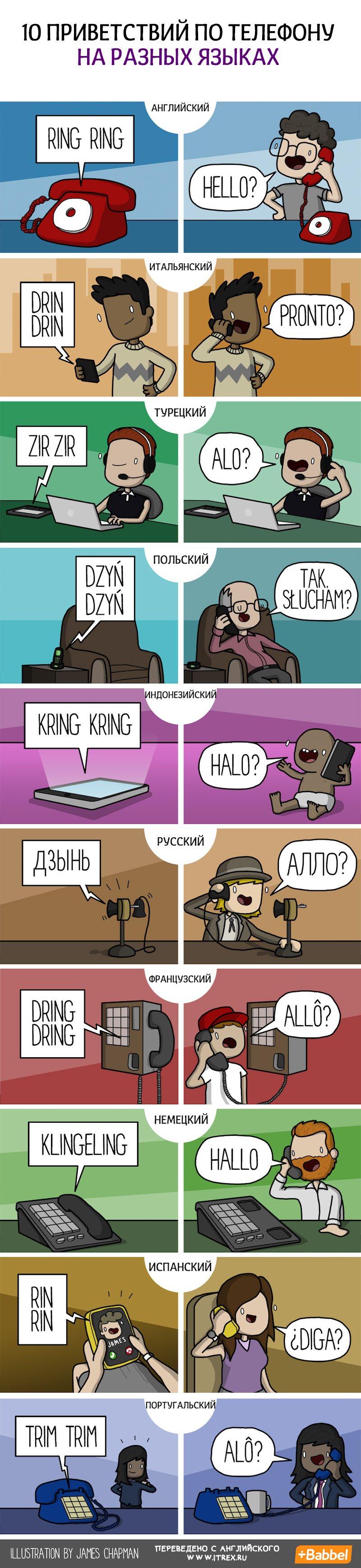 Как здороваются в разных странах