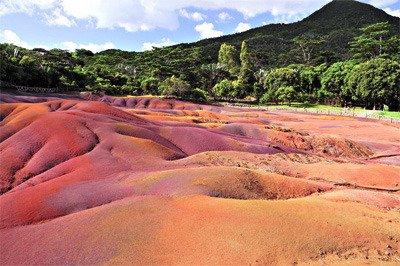 Африка: семицветные земли Маврикия