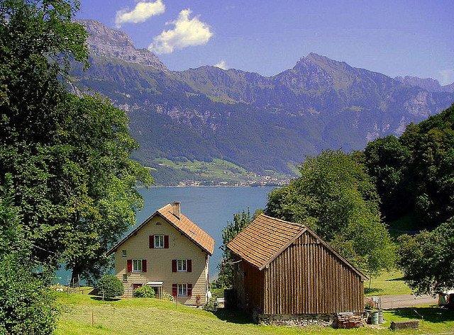 Переезд и работа в Швейцарии