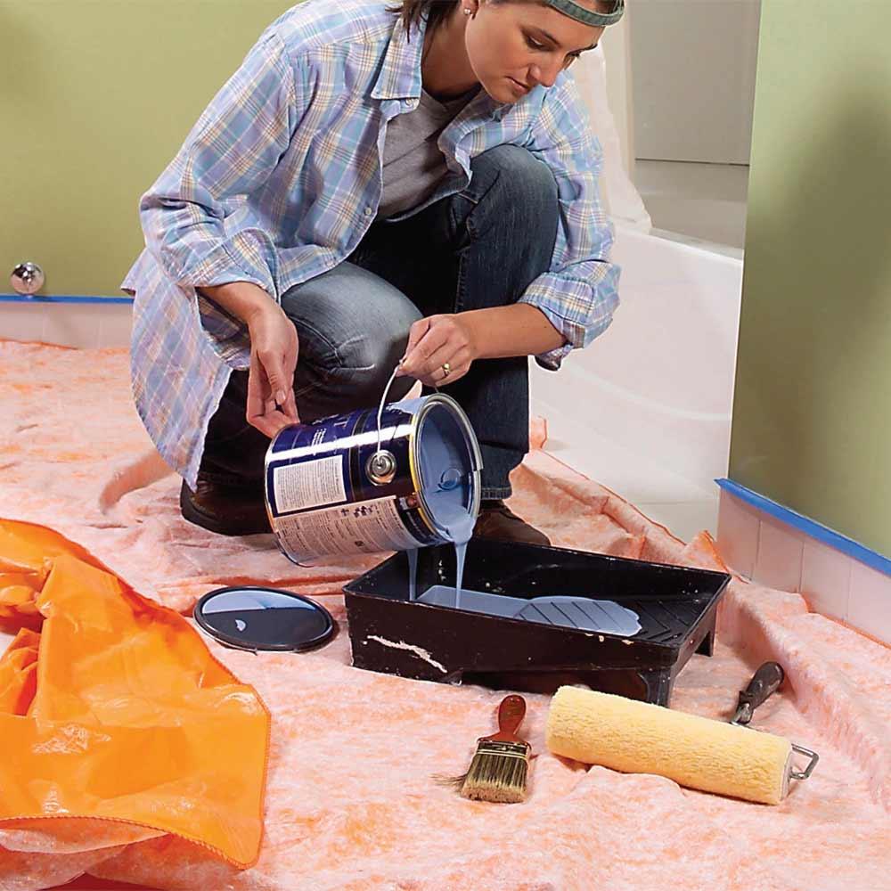 Перевод сделан в Бюро переводов iTrex, Москва: 14 подсказок, как покрасить комнату
