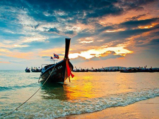 Переезд и работа в Таиланде