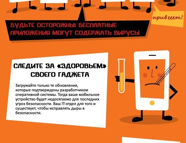 Мобильная информация