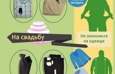 Одежда для полных и высоких мужчин