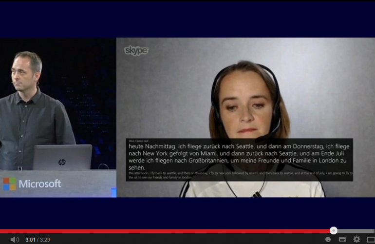 Microsoft разрушает языковой барьер с помощью Skype. Точно?