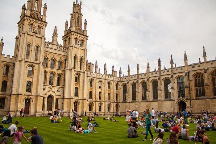 Инструкция: как поступить в Оксфорд