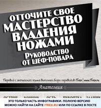 Read more about the article Отточите свое мастерство владения ножами