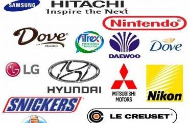 Топ переводов названий иностранных брендов