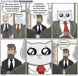 Read more about the article Перевод переговоров и махинации (случай из жизни)