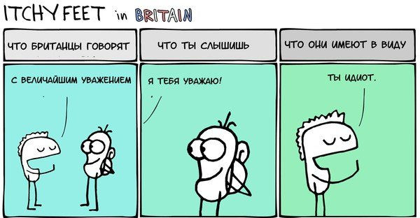 You are currently viewing Особенности британского английского