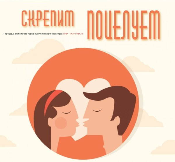 You are currently viewing Скрепим поцелуем