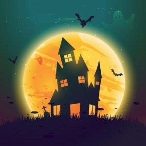 Read more about the article Счастливого Хэллоуина!
