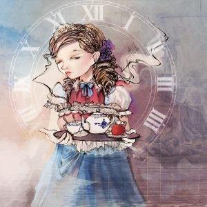 Read more about the article Здесь всегда пора пить чай! (с.)