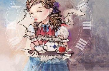 Здесь всегда пора пить чай! (с.)