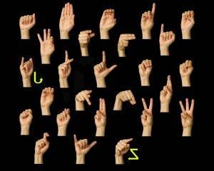 Read more about the article Говорите на языке жестов, пожалуйста!