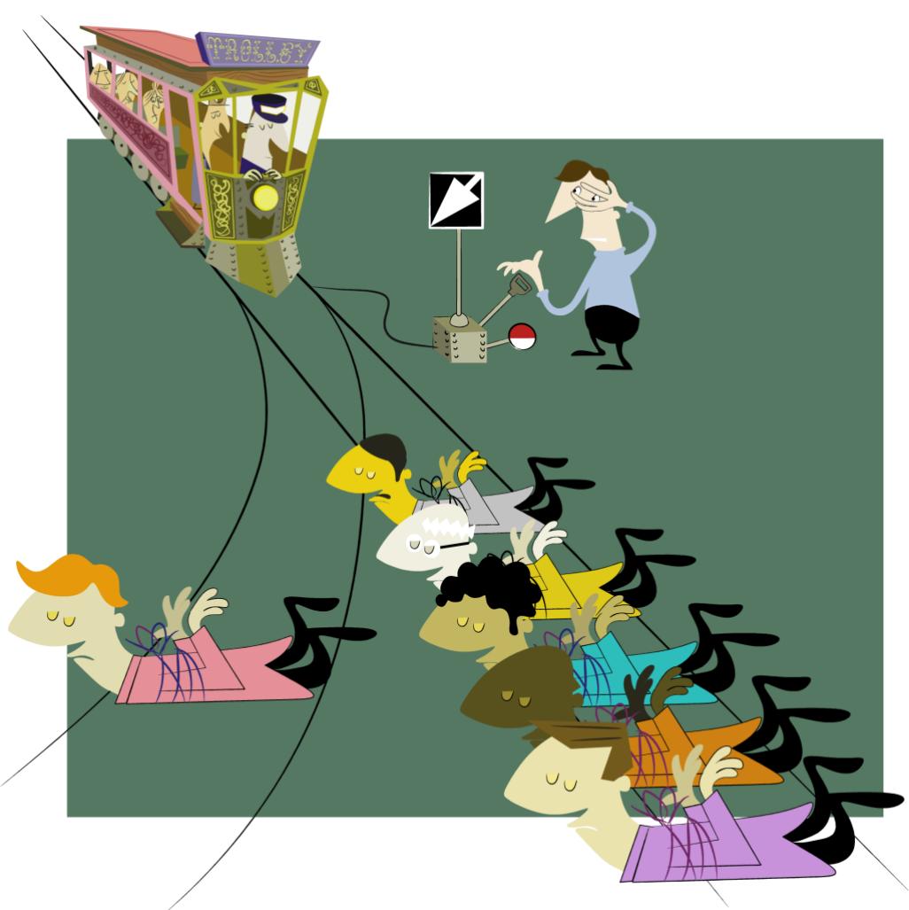 Как иностранные языки превращают нас в прагматиков: «проблема вагонетки» на неродном языке