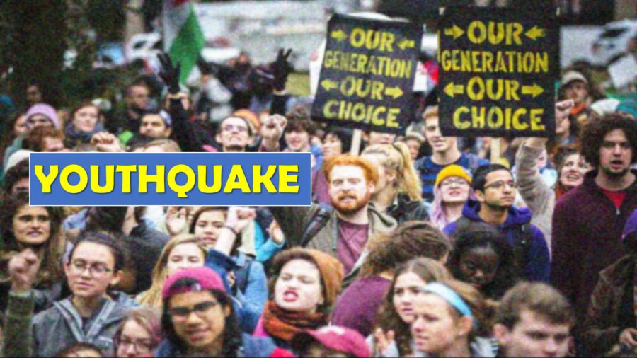 Молодёжетрясение... То есть, Youthquake