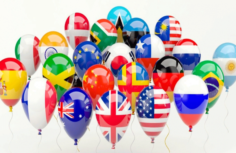 Сегодня праздник – Европейский день языков!