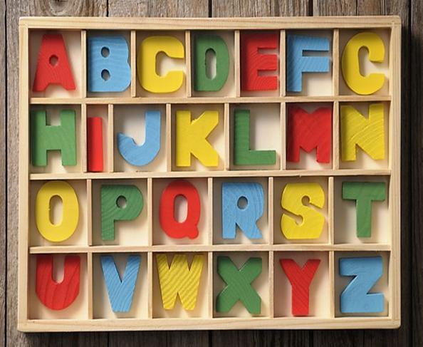 26 интересных фактов о буквах английского алфавита. Часть 2