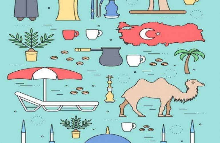 22 интересных факта о турецком языке