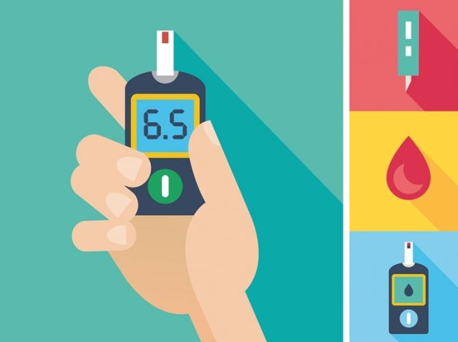 10 фактов о диабете (инфографика)