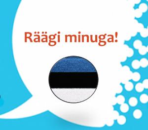 Read more about the article Räägi minuga! Поговори со мной!