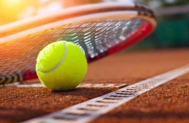 На языке тенниса