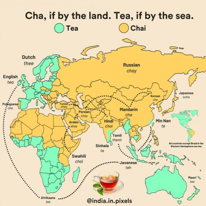 Read more about the article Поговорим о чае