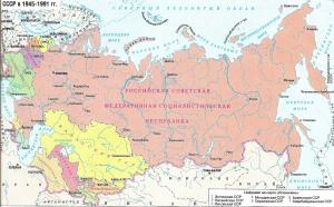Read more about the article Языки в СССР и после его распада