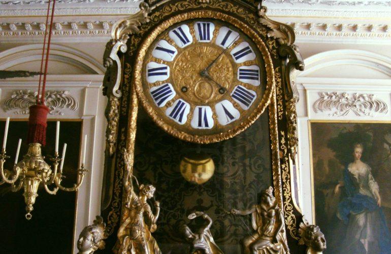 История английского дома