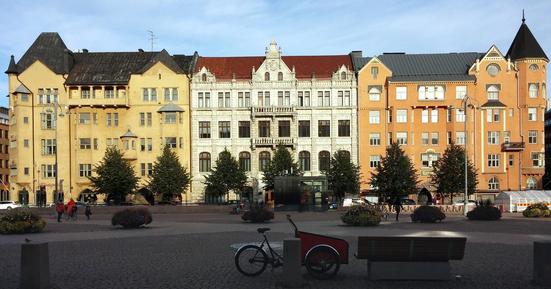 Read more about the article Мэр финской столицы Хельсинки предлагает объявить город  англоязычным